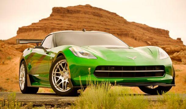 gambar-foto-mobil-keren-Corvette-Stingray-transformers-4-610x358