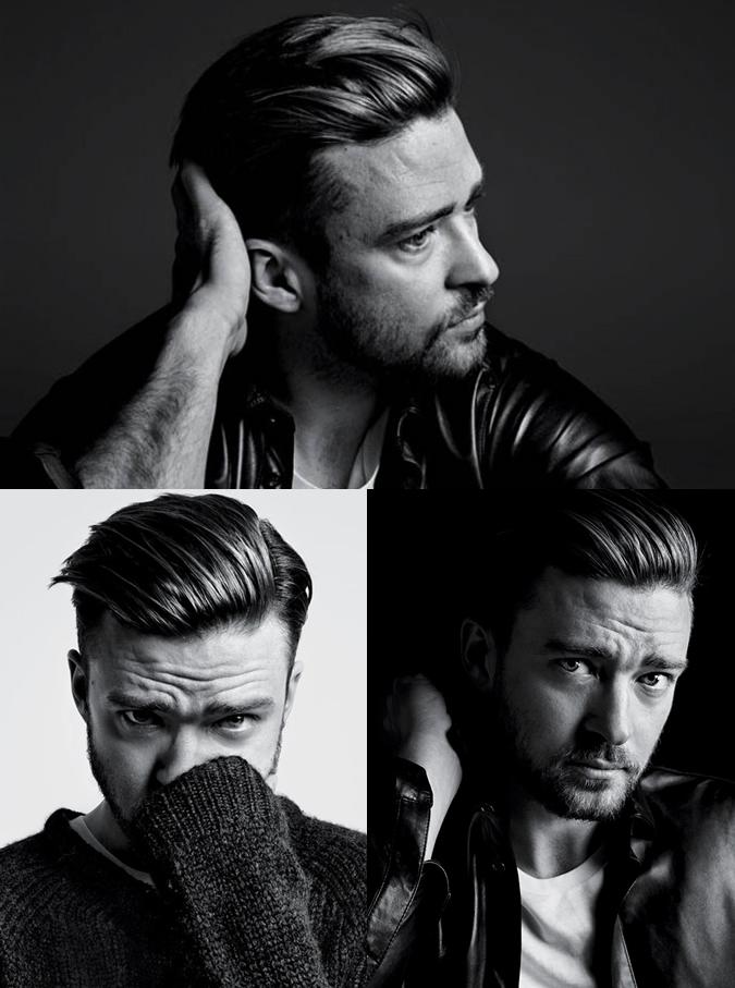 Gaya Rambut Pompadour dari Justin Timberlake