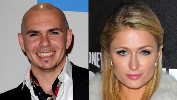 Pitbull & Paris Hilton