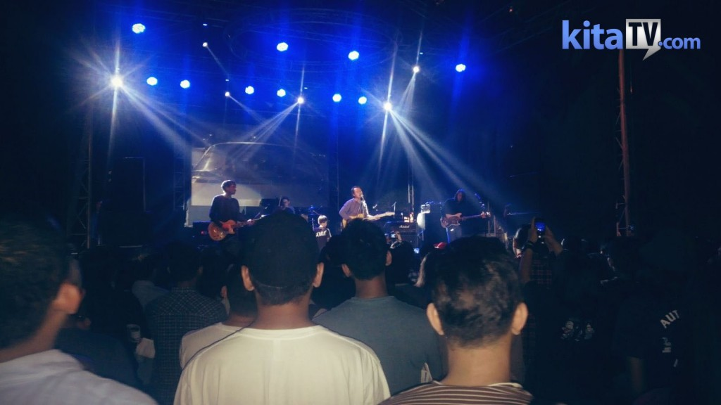 foto liputan gunadarma sounds project 2015 02