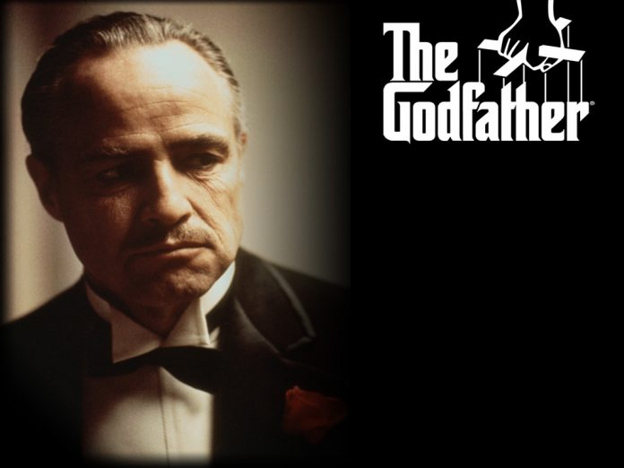 poster the godfather