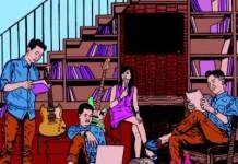 videoklip band indie band anonymous bandung