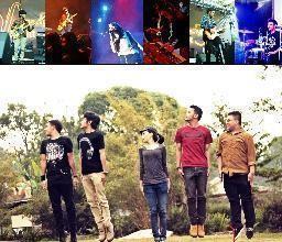 videoklip band indie band scarlet