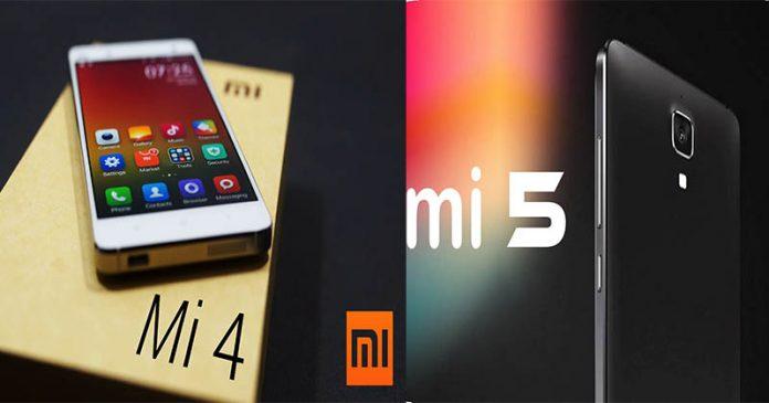 Peluncuran Xiaomi Mi5 di Barcelona