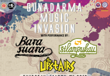 event musik gunadarma music invasion 2016