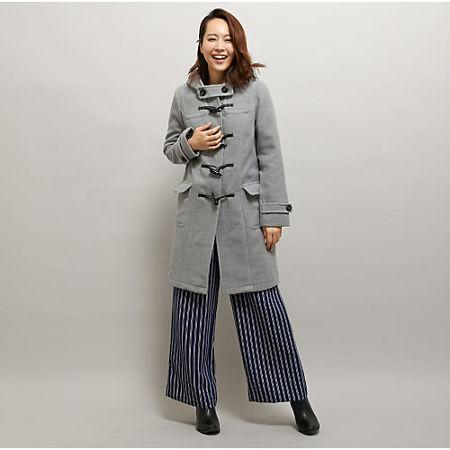 gambar-foto-gaya-fashion-terbaru-jepang-DUFFLE-mantel