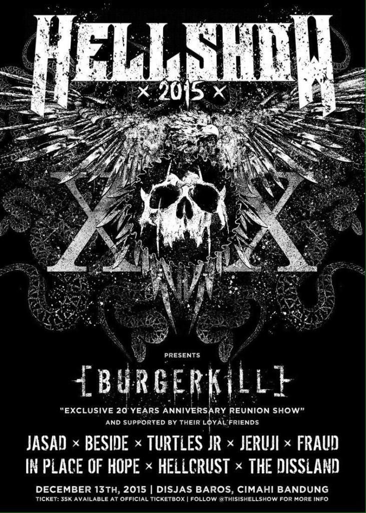 burgerkill hellshow 2015