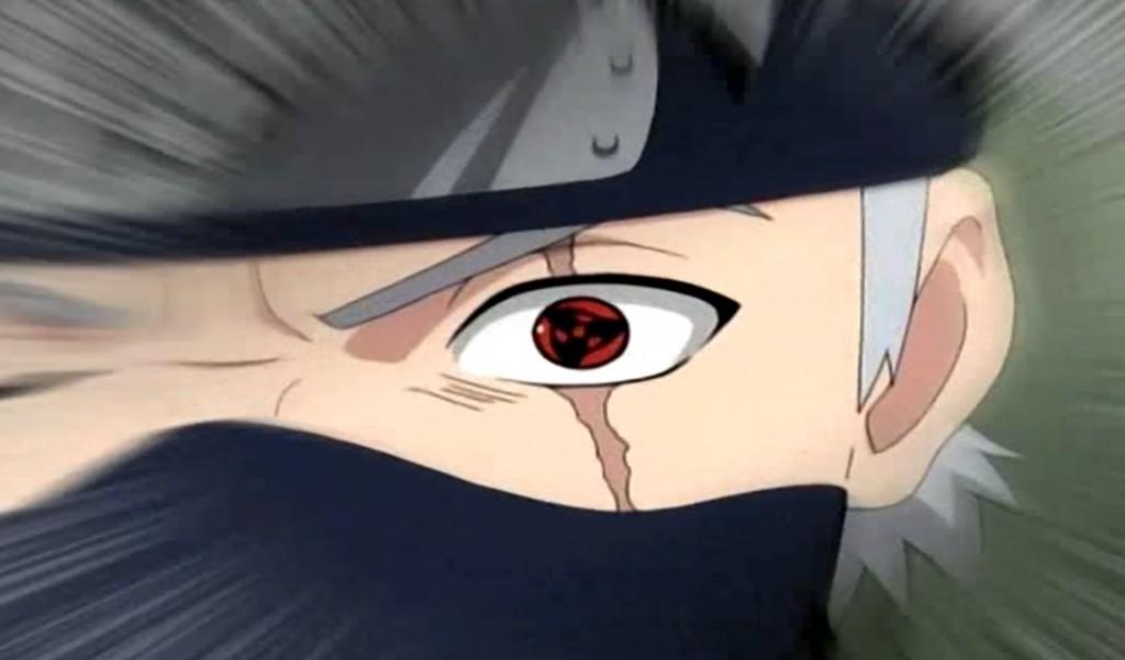 kakashi mangekyou
