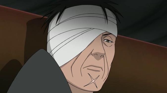 shimura danzo mangekyou