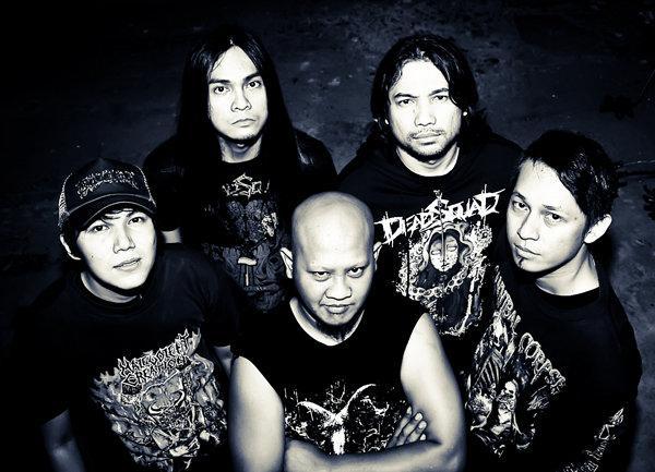 Profil band indie death metal DeadSquad