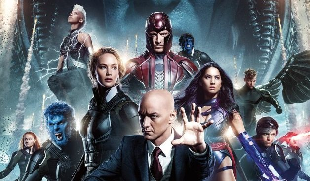poster film x-men Apocalypse