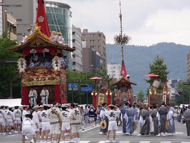 Gion Matsuri 1