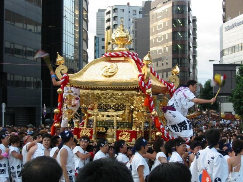 Gion Matsuri 5