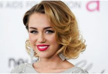 Model Rambut Keriting Ala Curly Miley Cyrus