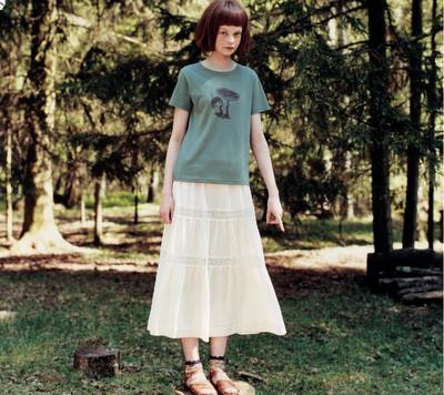 street fashion jepang yang keren - Mori Girl Street Fashion