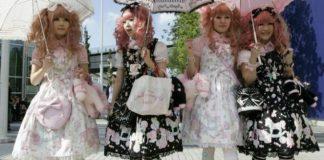 Gaya Busana Fashion Jepang Di Indonesia Terpopuler 2016