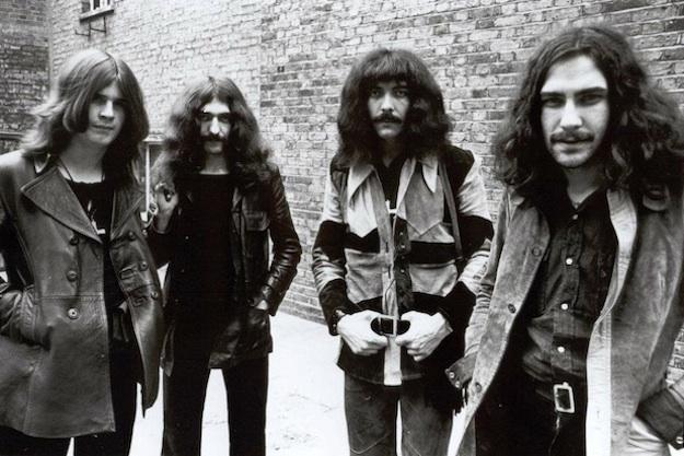 5 Band Rock Legendaris Dunia Dalam Sejarah Musik - black sabbath
