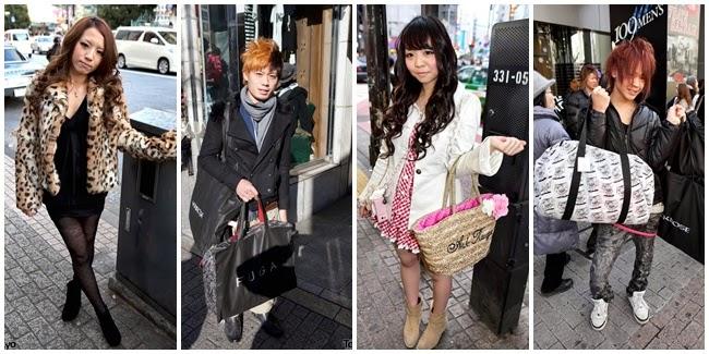 Gaya Busana Fashion Jepang Di Indonesia Terpopuler 2016 - GAYA SHIBUYA