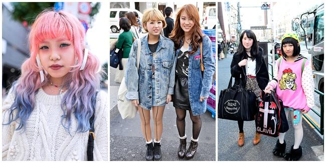 Gaya Busana Fashion Jepang Di Indonesia Terpopuler 2016 - GAYA HARAJUKU