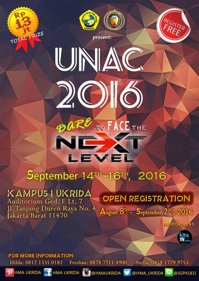 poster UNAC 2016 - edit
