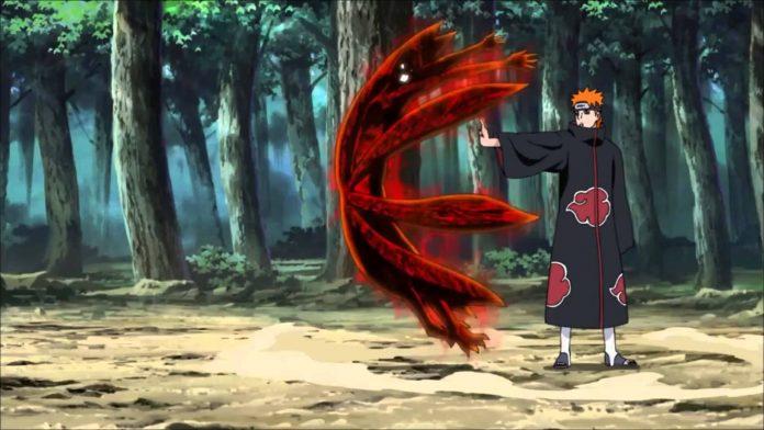 10 Jutsu Paling Mematikan di cerita Naruto - shinra tensei