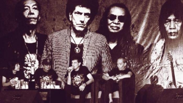 Godbless menjadi band rock paling legendaris di tanah air sampai sekarang