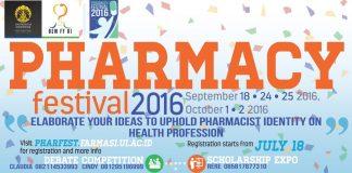 Poster Pharmacy Festival 2016