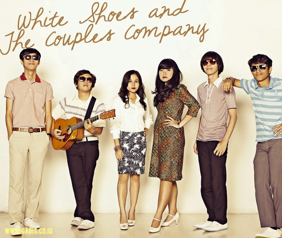 White Shoes and the Couples Company menjadi band indie yang mampu meggebrak industri musik