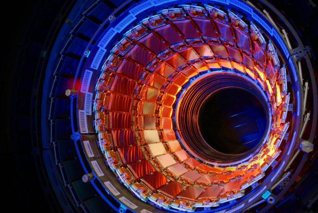 hadron collidare