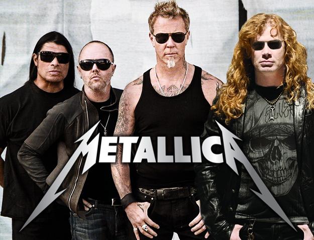 metallica menjadi band trash metal pertama yang mendapatkan penghargaan platinum