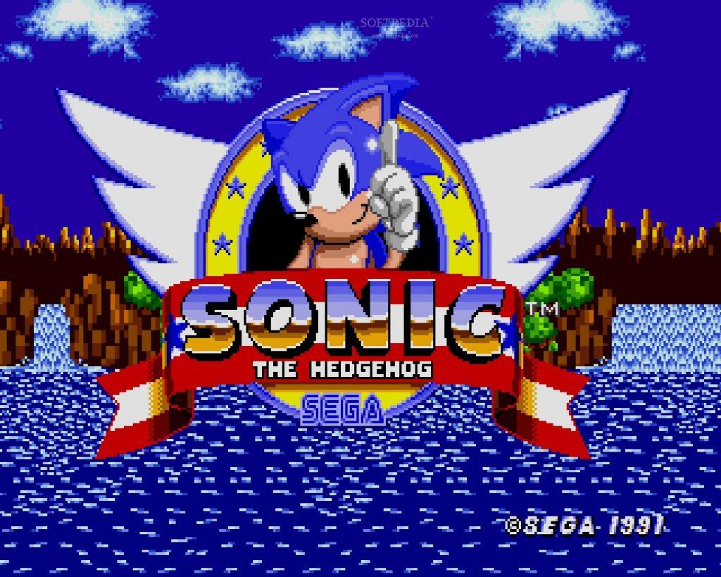 sonic the hedgehog mungkin adalah game sega terbaik sepanjang masa
