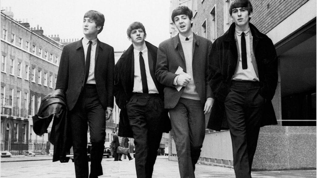 the beatles dianggap sebagai salah satu band rock tertua di dunia