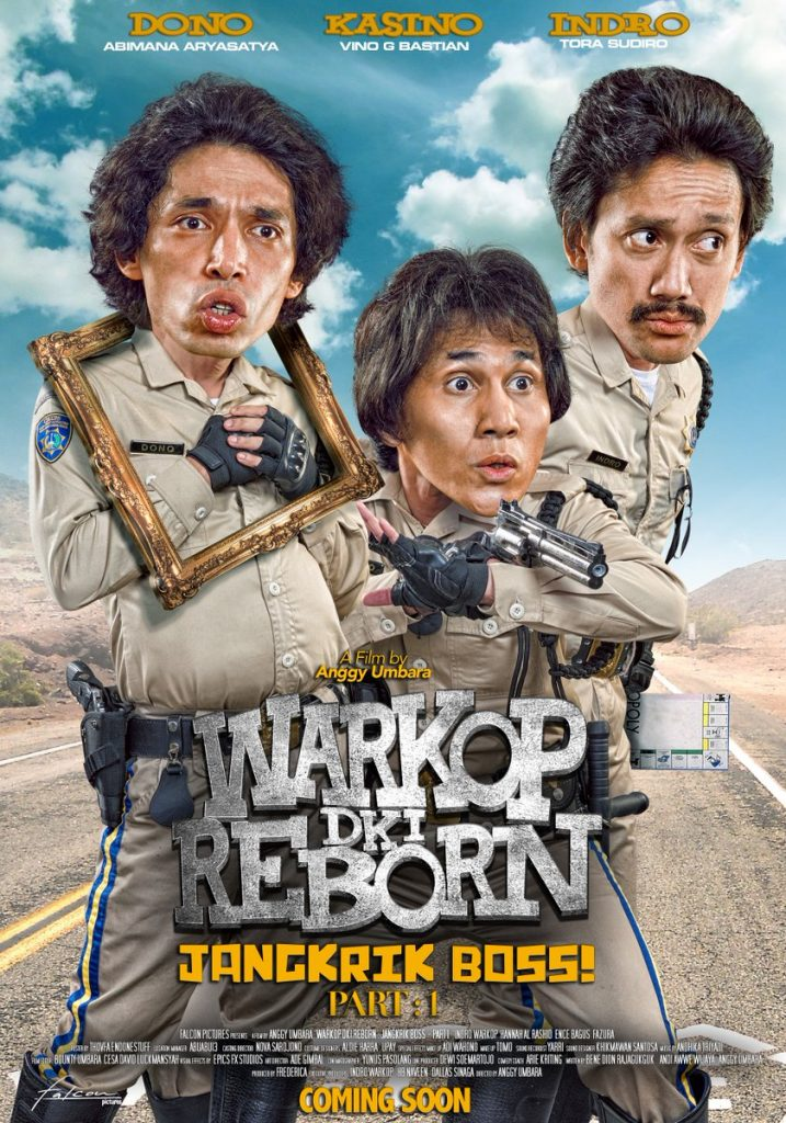warkop poster
