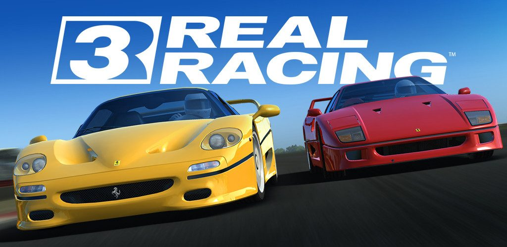 5 game electronic arts - real racing 3