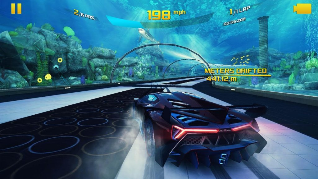 5 game racing android 2