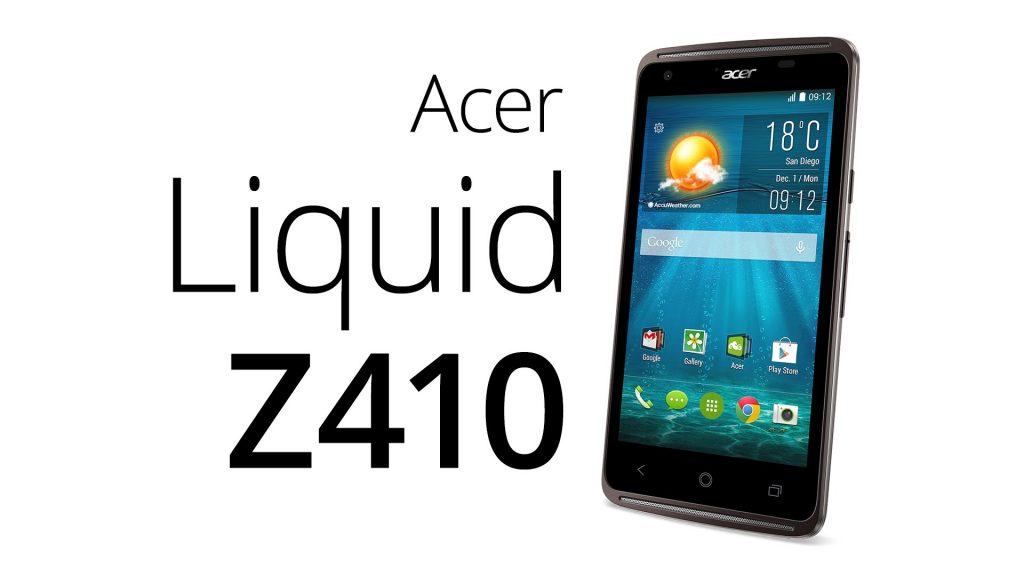 Acer Liquid Z410 Salah Satu 5 HP Android Murah dengan Kualitas 4G LTE