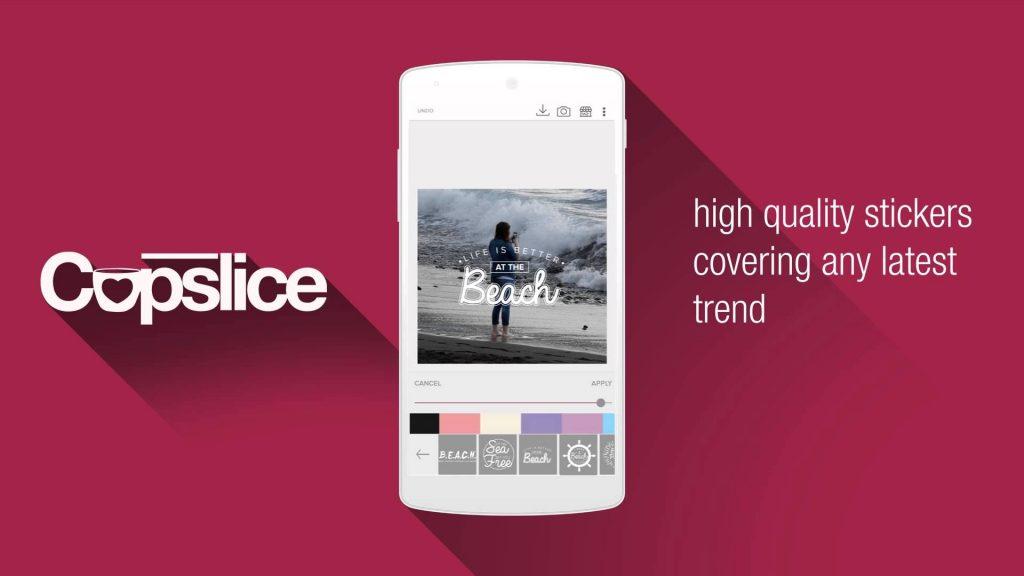 Cupslice Photo Editor Menjadi Salah Satu 5 Aplikasi Edit Foto Terbaik untuk Handphone Android