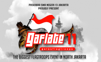 LOGO Gaflate 11th