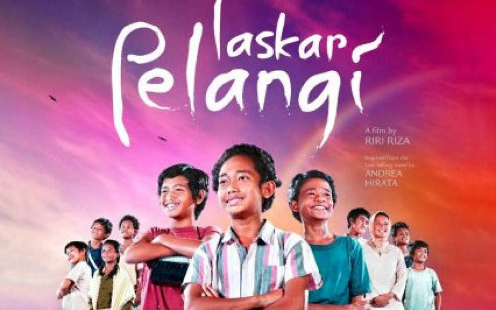 Laskar Pelangi Menjadi Salah Satu 5 Film Indonesia yang Mendunia dan Membanggakan