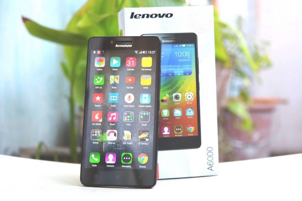 Lenovo A6000 Salah Satu 5 HP Android Murah dengan Kualitas 4G LTE