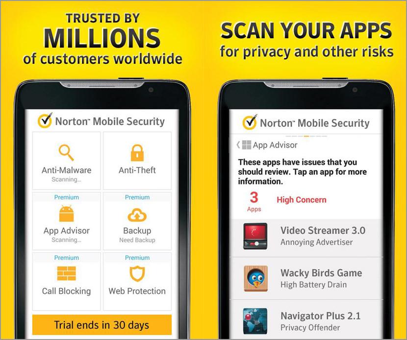 Norton Mobile Security Menjadi Salah Satu 5 Antivirus Terbaik untuk IOS