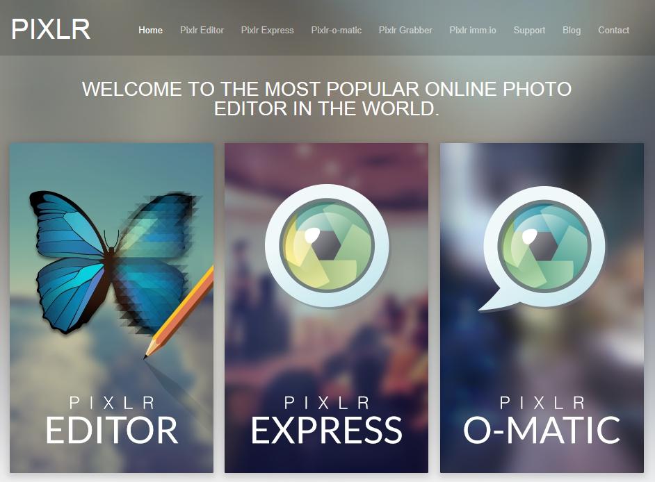Pixlr Menjadi Salah Satu 5 Aplikasi Edit Foto Terbaik untuk Handphone Android