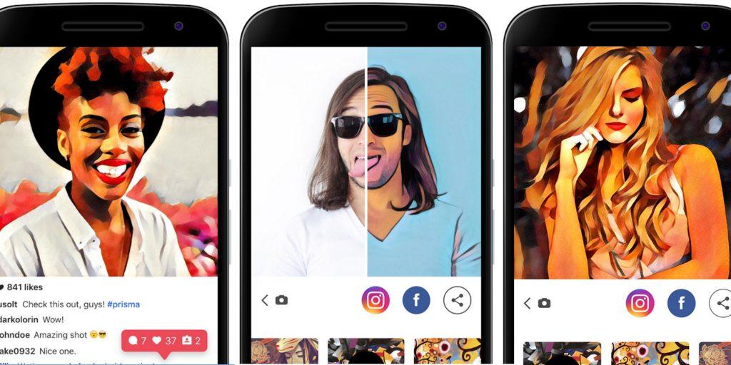 Prisma Menjadi Salah Satu 5 Aplikasi Edit Foto Terbaik untuk Handphone Android dan Sangat Populer