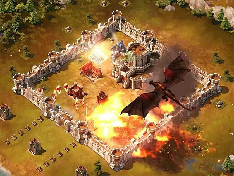 Siegefall game terbaru dari gameloft tahun 2016