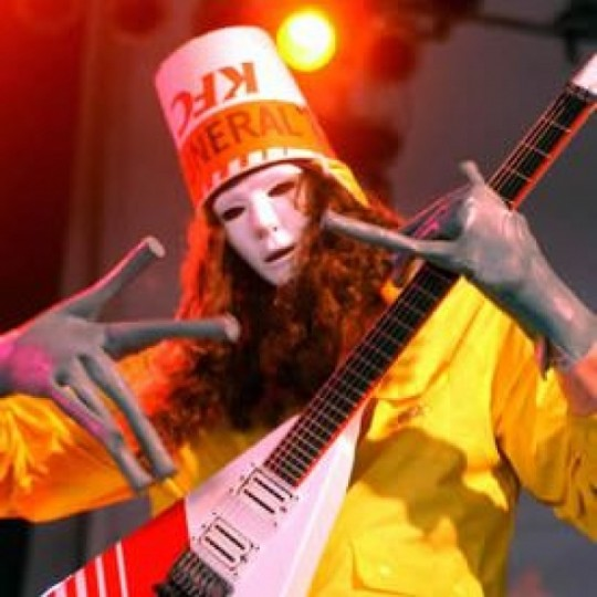 The Buckethead