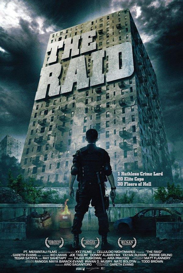 The Raid adalah Film Action dan Salah Satu 5 Film Indonesia yang Membanggakan
