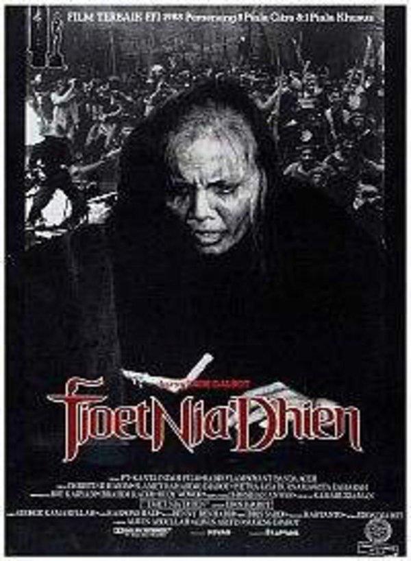 Tjoet Nja' Dhien Menjadi Salah Satu 5 Film Indonesia yang Mendunia pada Tahun 1988
