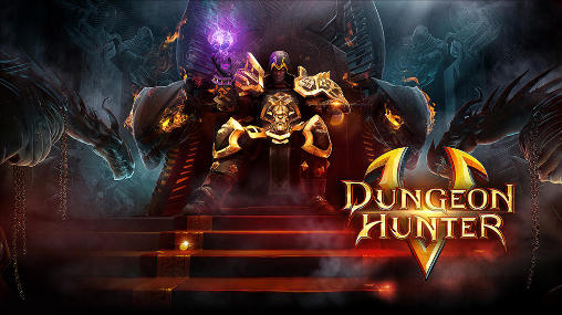salah satu game terseru android 2016 dungeon hunter