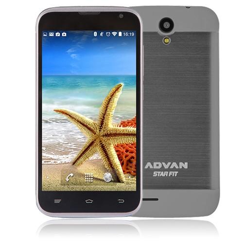 6 HP Android Dibawah 1 Juta RAM 1 GB Terbaik - Advan Star Mini S4K