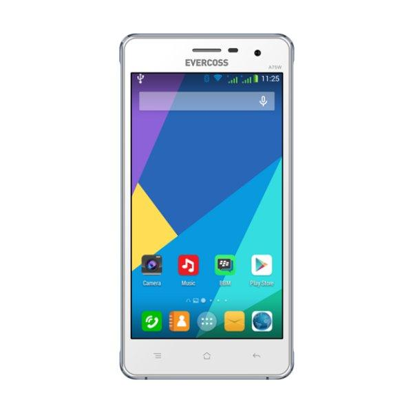 6 HP Android Dibawah 1 Juta RAM 1 GB Terbaik - Evercross Winner Y1 A75W